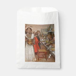 Christmas Eve Julaftonen Favour Bag