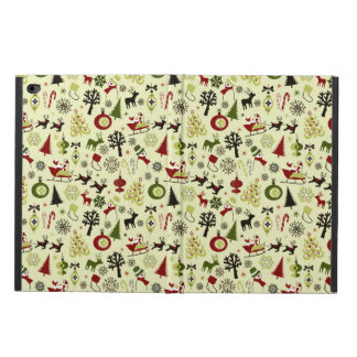 Christmas Eve Pattern Powis iPad Air 2 Case