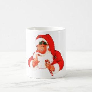 Christmas Eve Santa Claus Mug
