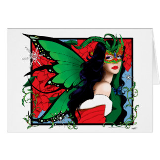 Christmas Fae Card