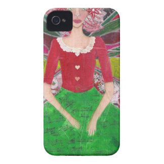 Christmas Fairy Case-Mate iPhone 4 Cases