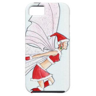 Christmas Fairy iPhone 5 Case