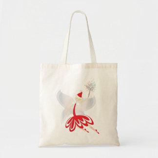 Christmas Fairy Shopping Bag