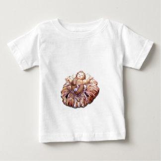 Christmas favor Baby Jesus in Bethlehem Baby T-Shirt