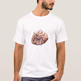 Christmas favor Baby Jesus in Bethlehem T-Shirt