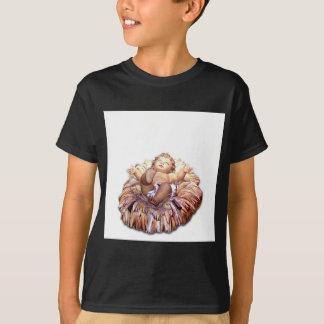 Christmas favor Baby Jesus in Bethlehem T-Shirt