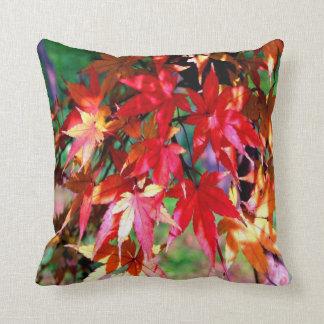 Christmas Flowers Pillow