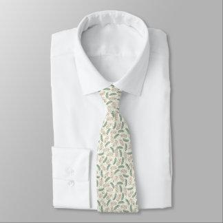 Christmas Foliage Tie