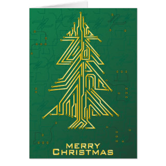 Christmas for Geeks Card