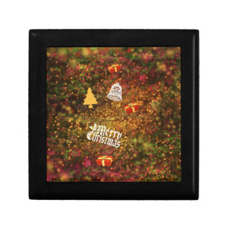 Christmas Forest Gift Box