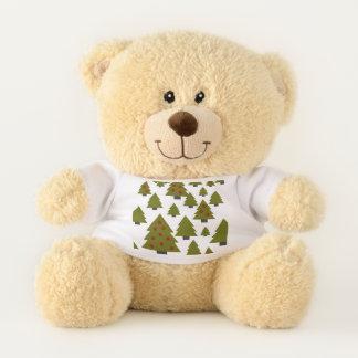 Christmas Forest Teddy Bear