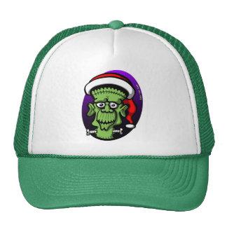 Christmas Frankenstein Cap