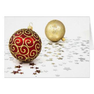 Christmas Fröhliche Weihnachten Card