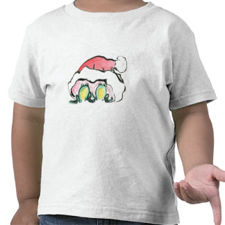 Christmas Frong Dup - Sumi-e T Shirts