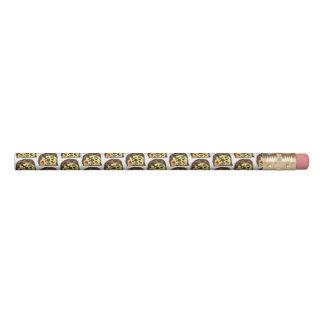 Christmas Fruit Cake Fruitcake Slice Holiday Food Pencil