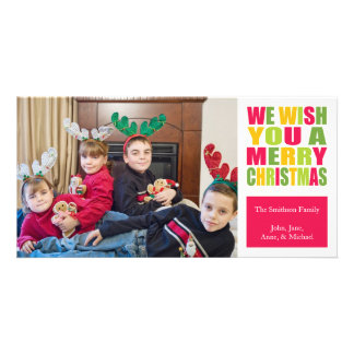 Christmas Fun Christmas Photo Cards