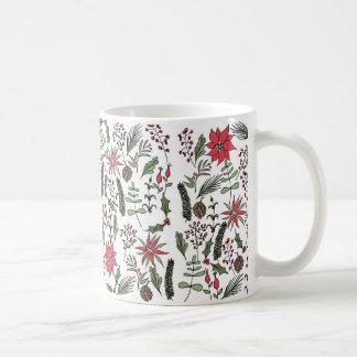 Christmas Garden Mug