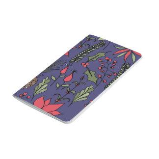Christmas Garden Print Journal