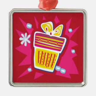Christmas Gift Box Ornament