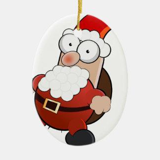Christmas Gift Ceramic Ornament