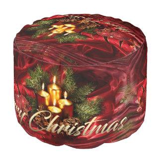 Christmas Gift Pouf