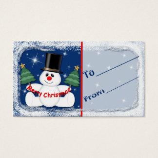 Christmas gift tag4