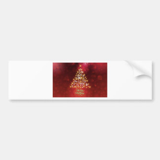 Christmas Gifts Bumper Sticker