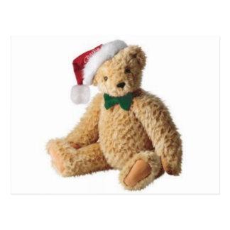 christmas-gifts-christmas big hug Bear Postcard