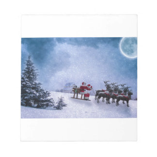 Christmas Gifts Notepad