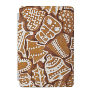 Christmas Gingerbread Holiday Cookies iPad Mini Cover
