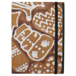"""Christmas Gingerbread Holiday Cookies iPad Pro 12.9"""" Case"""