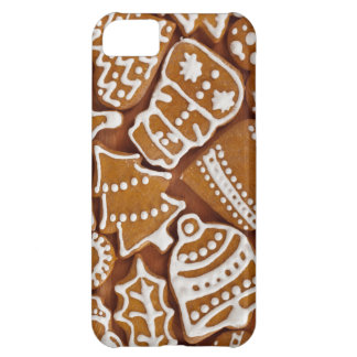 Christmas Gingerbread Holiday Cookies iPhone 5C Case