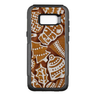 Christmas Gingerbread Holiday Cookies OtterBox Commuter Samsung Galaxy S8+ Case