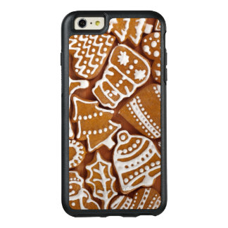 Christmas Gingerbread Holiday Cookies OtterBox iPhone 6/6s Plus Case