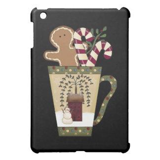 Christmas Gingerbread Holidays iPad Mini Case