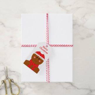 Christmas Gingerbread Man Holiday Custom
