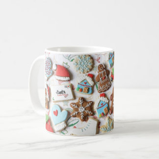 Christmas Gingerbread Mug