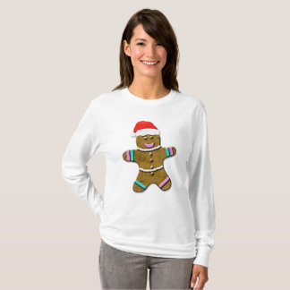 Christmas Gingerbread T-Shirt