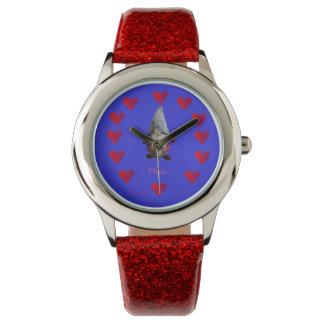 Christmas Glitter Watch