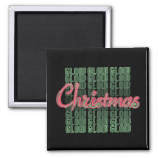 Christmas Glow Magnet