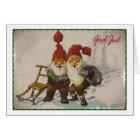 Christmas Gnome Friends Card