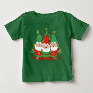 Christmas Gnomes Baby T-Shirt