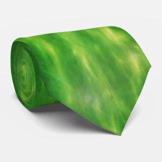 Christmas greens tie
