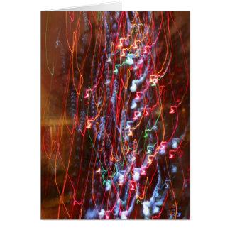 Christmas Greeting Card - Christmas Riot of Color