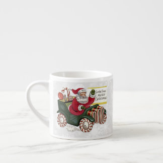 Christmas Greetings 1 Espresso Cup