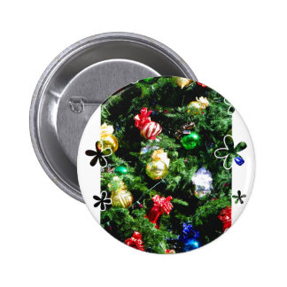 Christmas Greetings_ Button