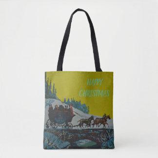 Christmas greetings - Christmas Totebag Tote Bag