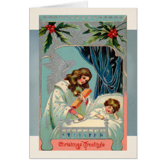 Christmas Greetings for the New Year Cards