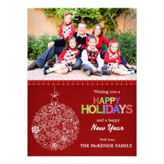 Christmas Greetings Invitations