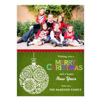 Christmas Greetings Invite